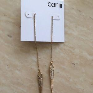 Earrings by Bar